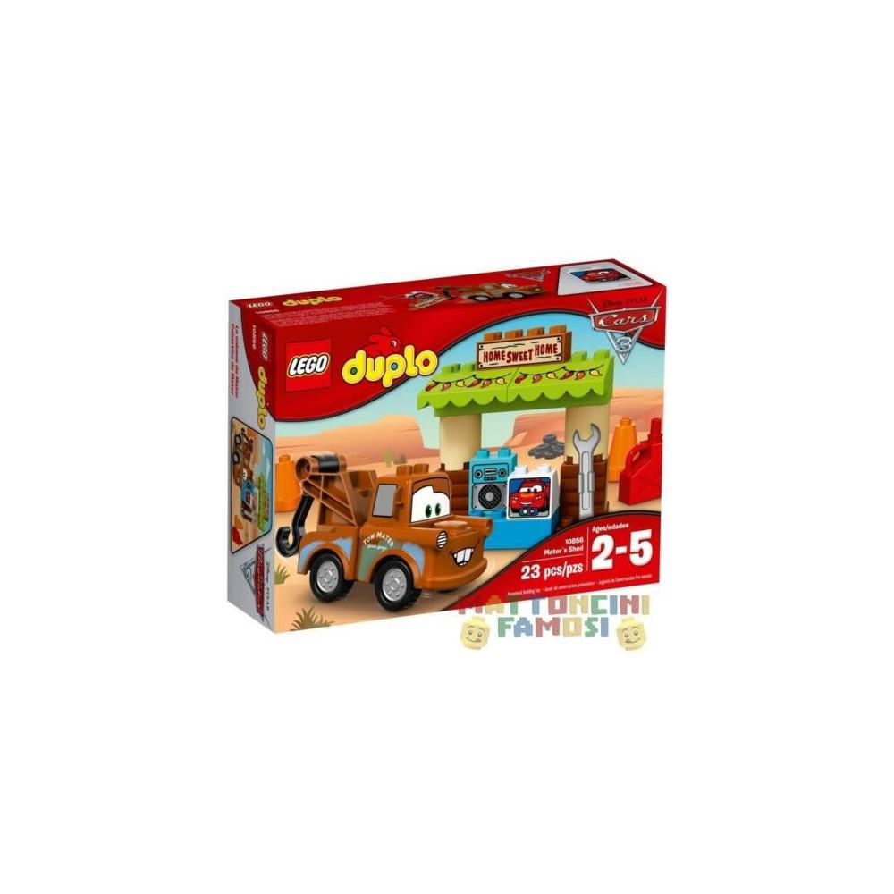 LEGO 10856 DUPLO CARS 3 IL CAPANNO DI CRICHETTO GIU 2017